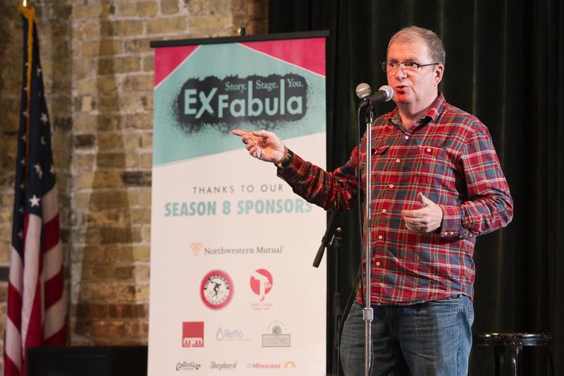 Storyteller Stuart Rudolph