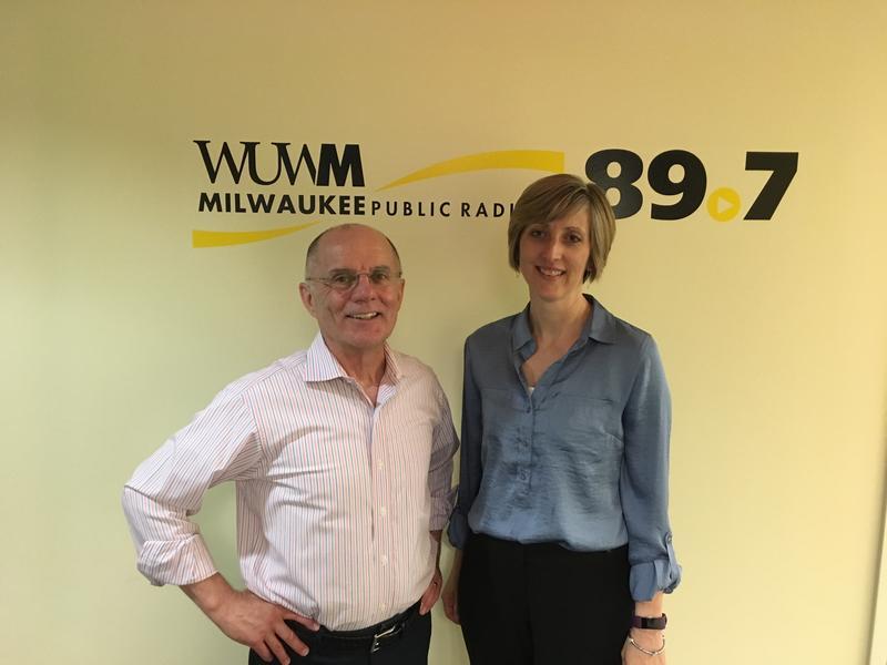 Tom Luljak and Carolyn Esswein