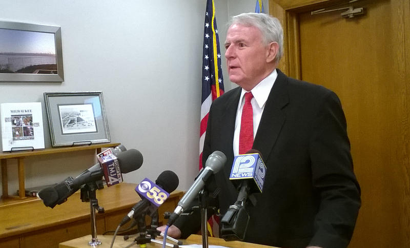 Milwaukee Mayor Tom Barrett could face a recall election.
