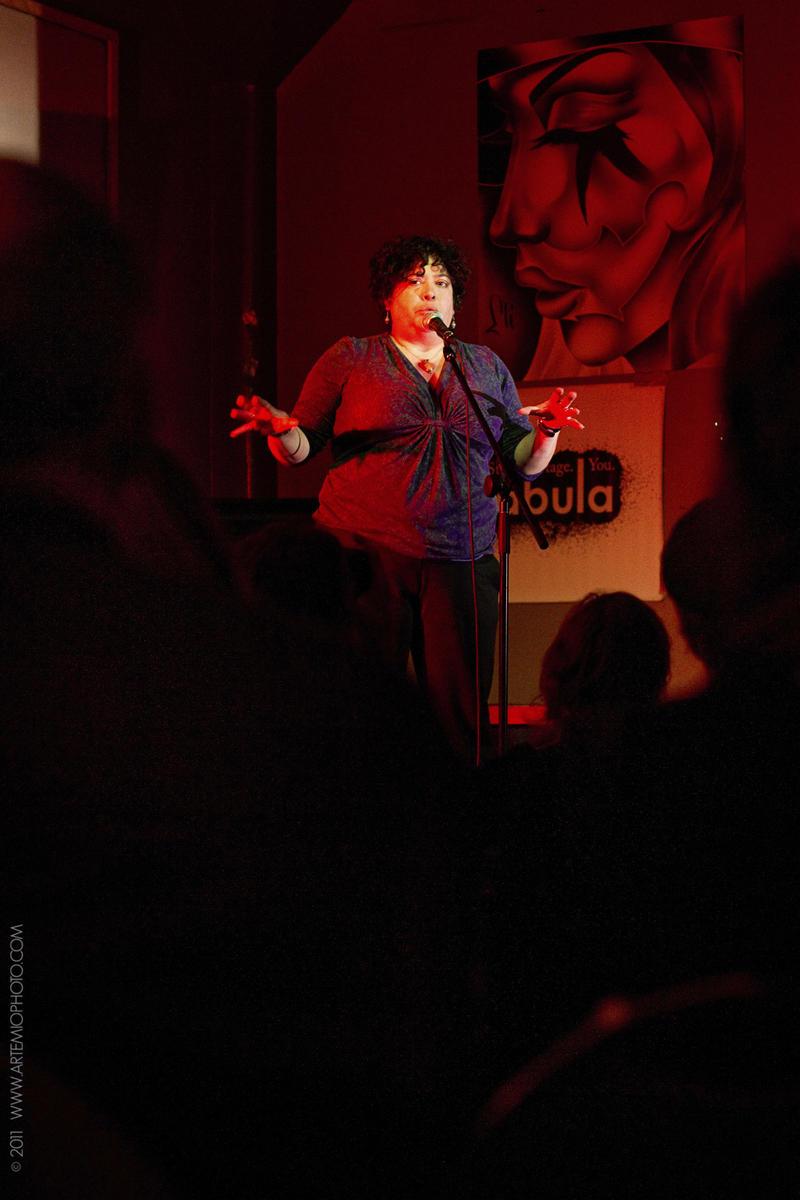 Storyteller Brooke Maroldi