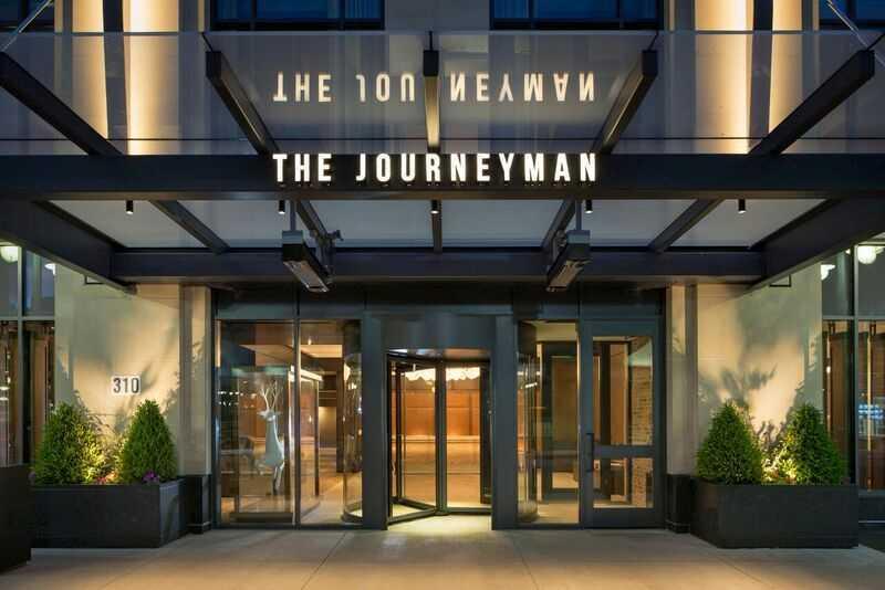 Kimpton Journeyman Hotel in the Historic Third Ward