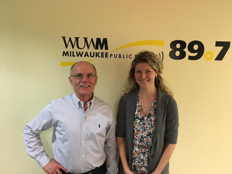 Tom Luljak and Tracy Rank-Christman