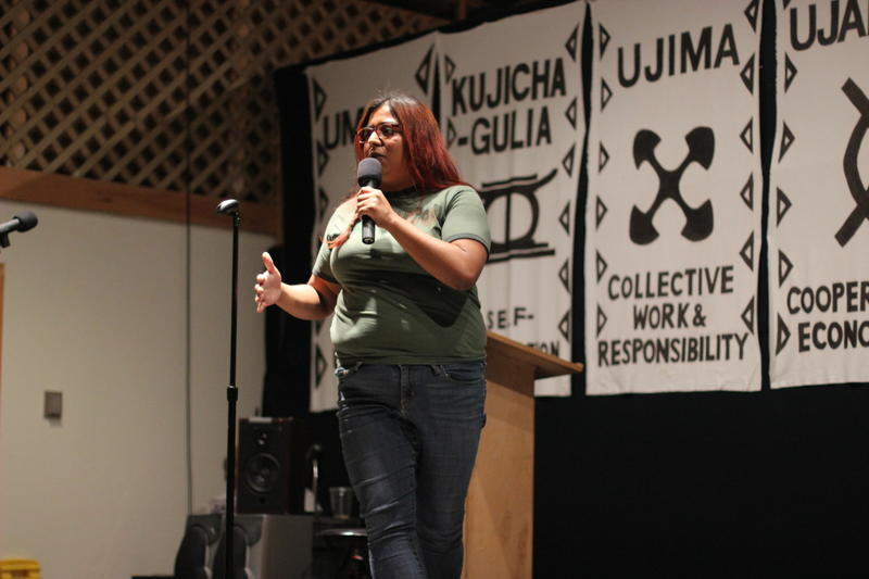 Storyteller Jeanette Arellano