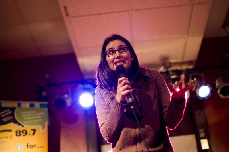 Storyteller Lynn Celek