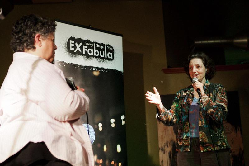 Storytellers Marge Eisman & Barbara Chudnow