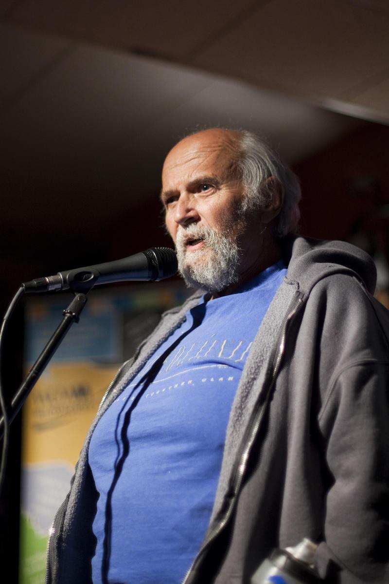Storyteller Michael Heider
