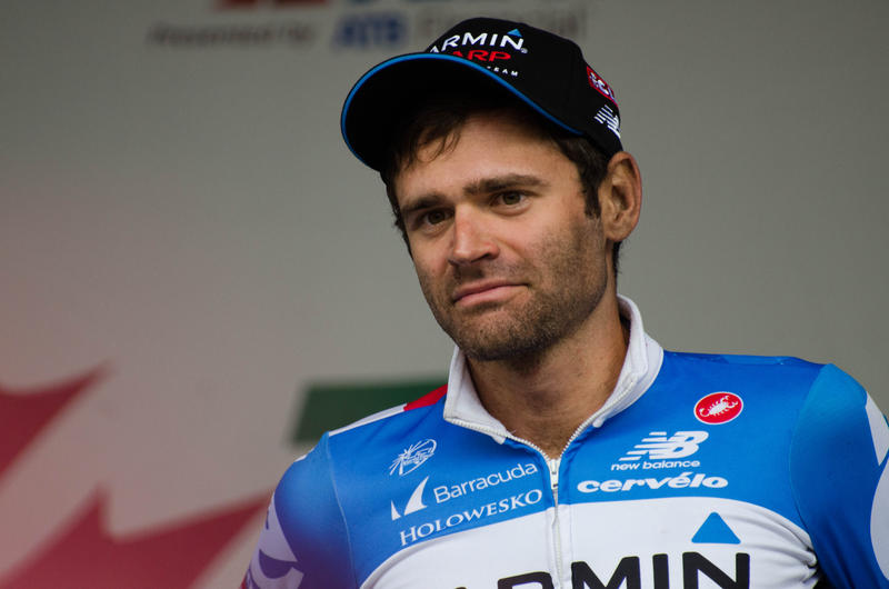 Phil Gaimon, cyclist and author of 'Draft Animals.'