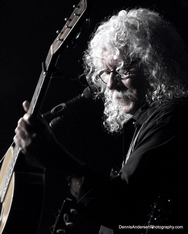 Musician Arlo Guthrie performs Friday night at the Pabst Theater