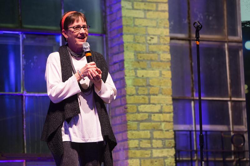 Storyteller Jacqueline Rice