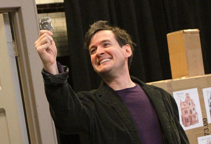 Actor Matt Edmonds