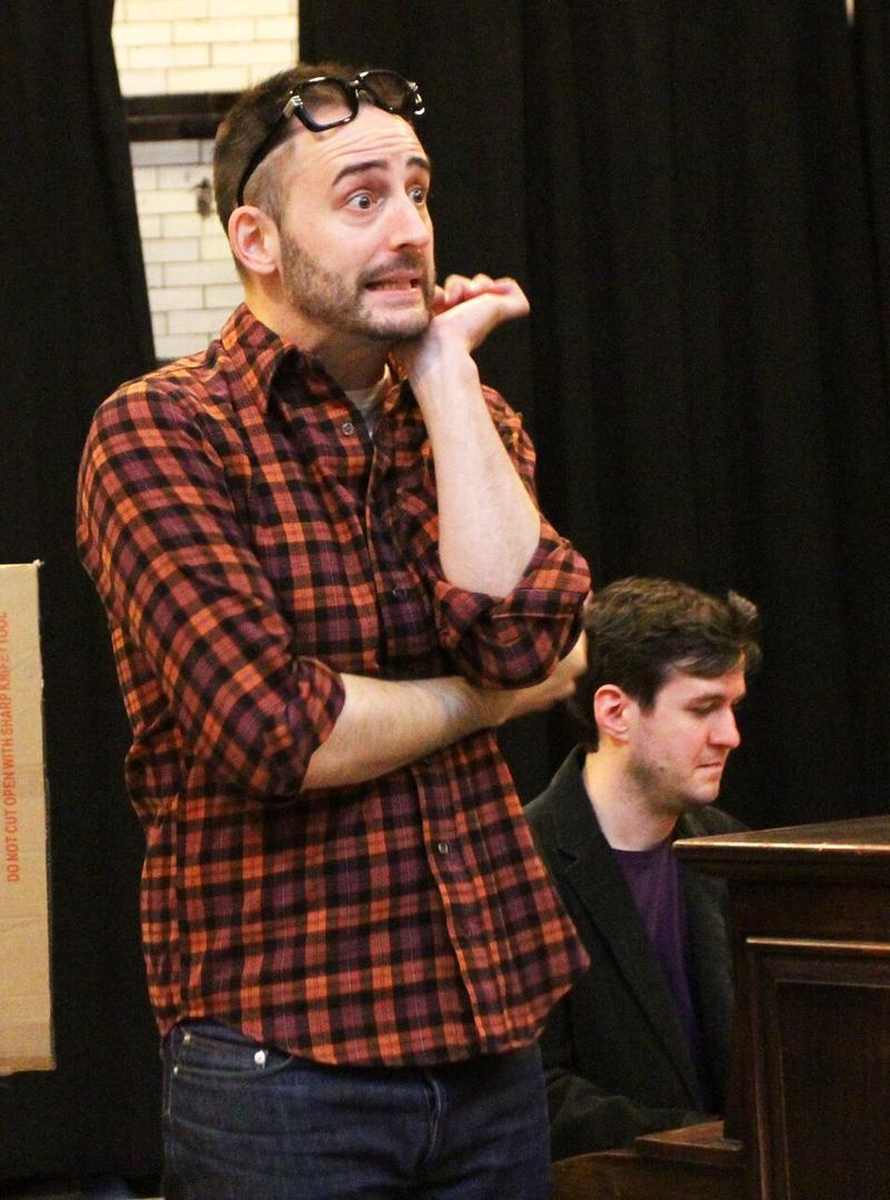 Left to Right: Joe Kinosian and Matt Edmonds