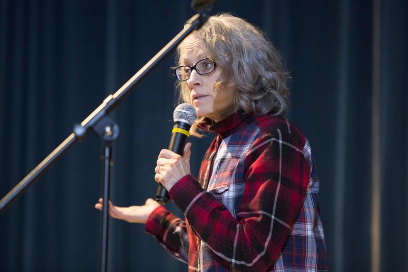 Storyteller Marcia Szalewski