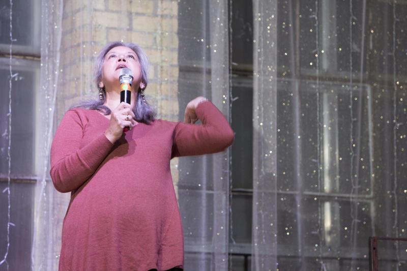 Storyteller Elaine Maly