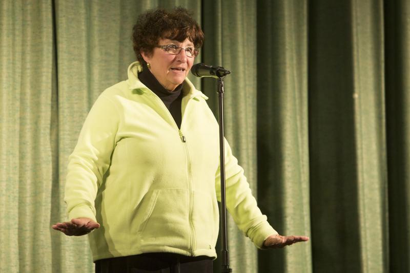 Storyteller Sandy Brusin