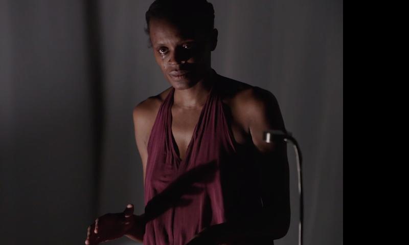 Okwui Okpokwasili in 'Bronx Gothic'