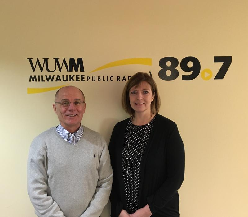 Tom Luljak and Michele Polfuss
