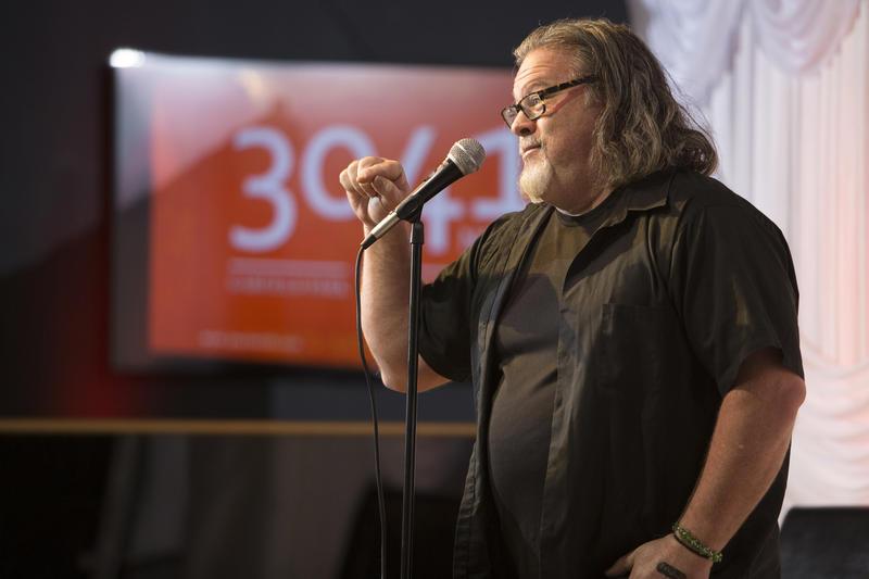 Storyteller Dan Baldwin