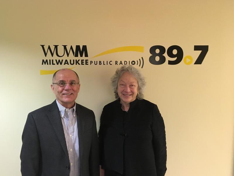 Tom Luljak and Trudy Turner