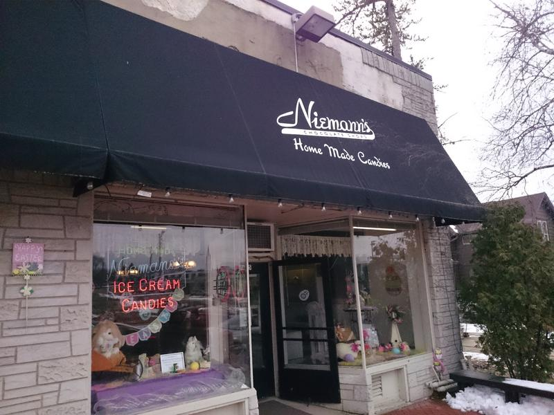 Niemann's Candies and Ice Cream has occupied the same storefront in Wauwatosa Village for nearly 50 years.