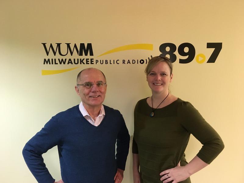 Tom Luljak and Krista Lisdahl