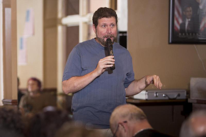 Storyteller Mark Steidl