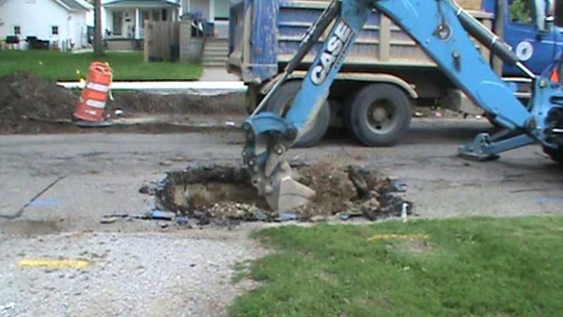 Replacing Milwaukee's lead service lines will be a gargantuan task - some see installing filters as an interim measure.