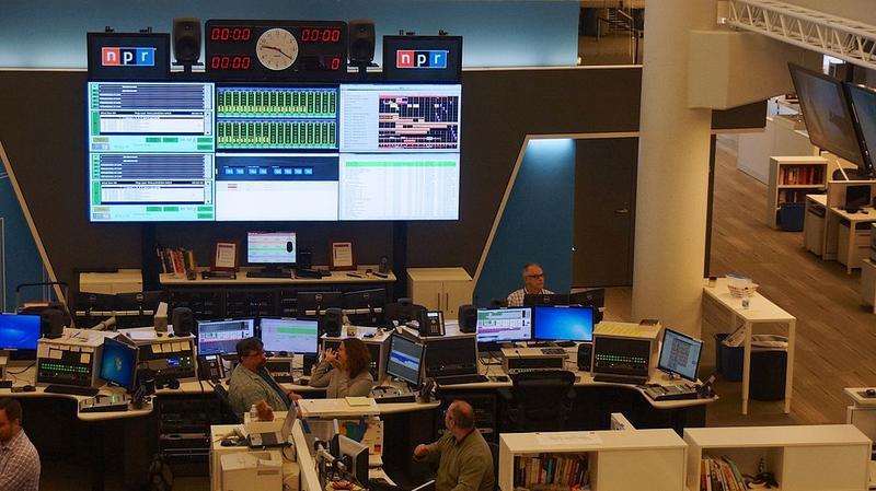 NPR Headquarters Building Tour 33154.