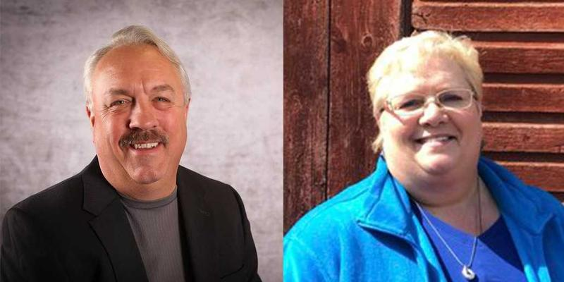 Republican Jon Plumer faces Democrat Ann Groves Lloyd in a special election for state Assembly north of Madison