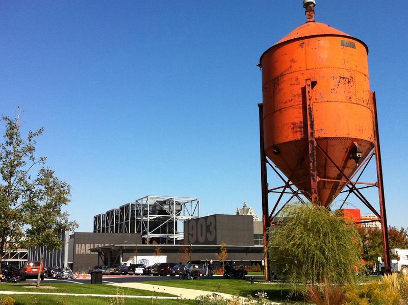 Milwaukee's Harley-Davidson Museum