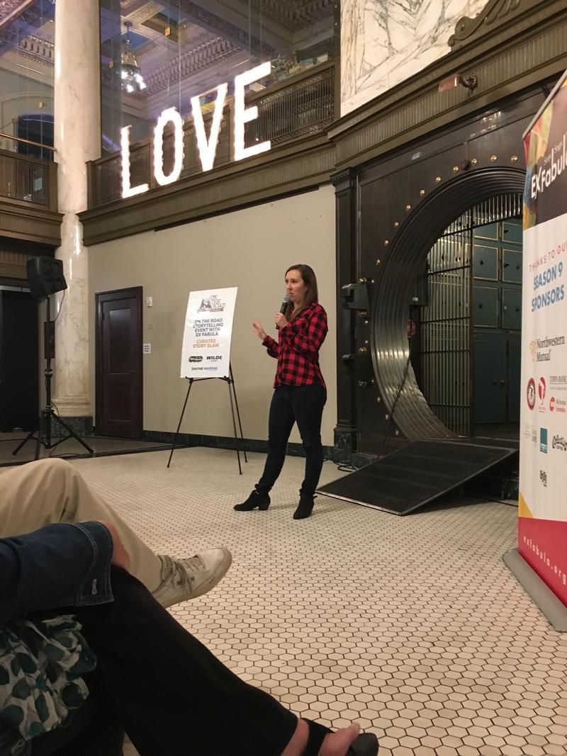 Storyteller Chelsea Lewis