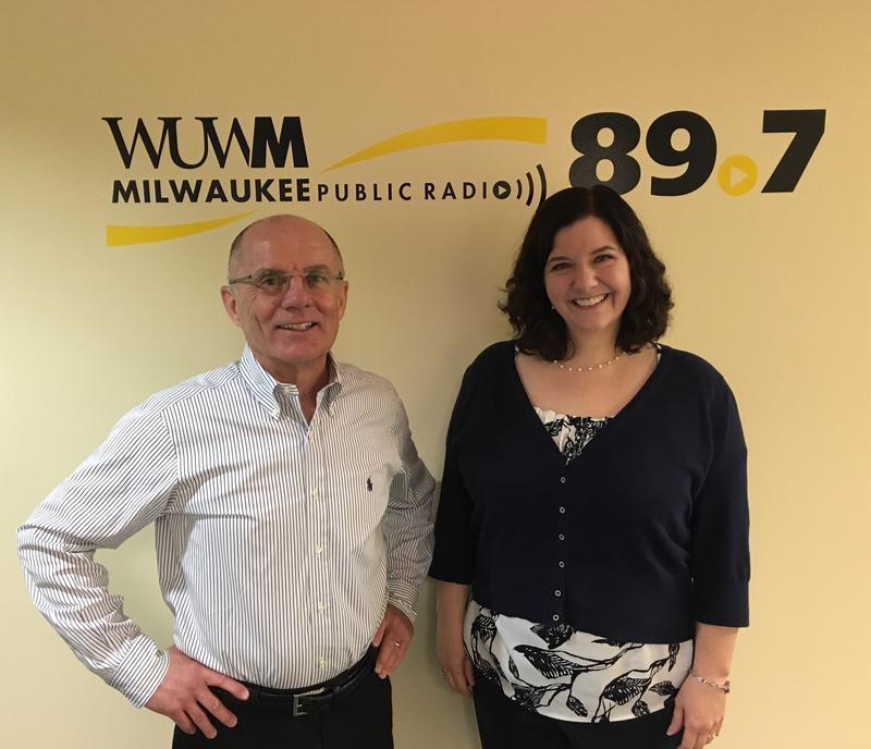 Tom Luljak and Erin Winkler