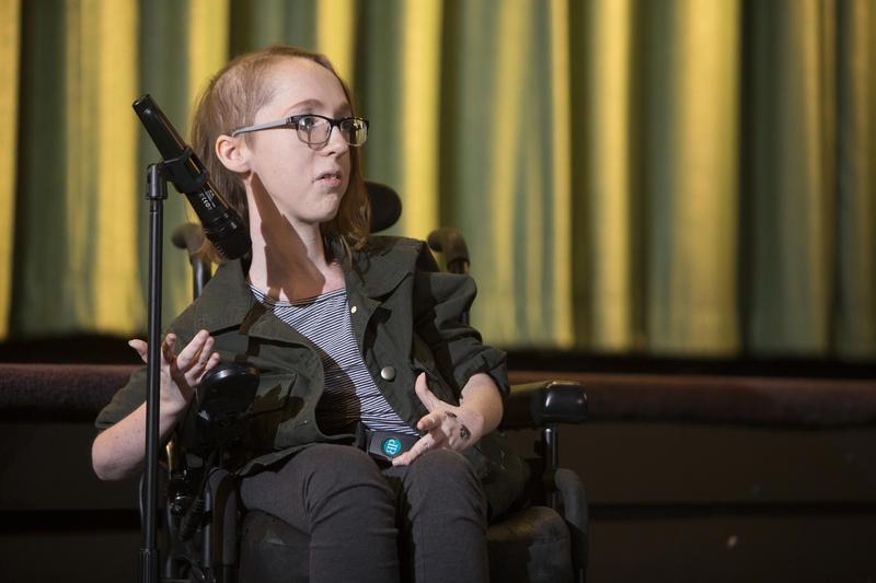 Storyteller Emily Jamar
