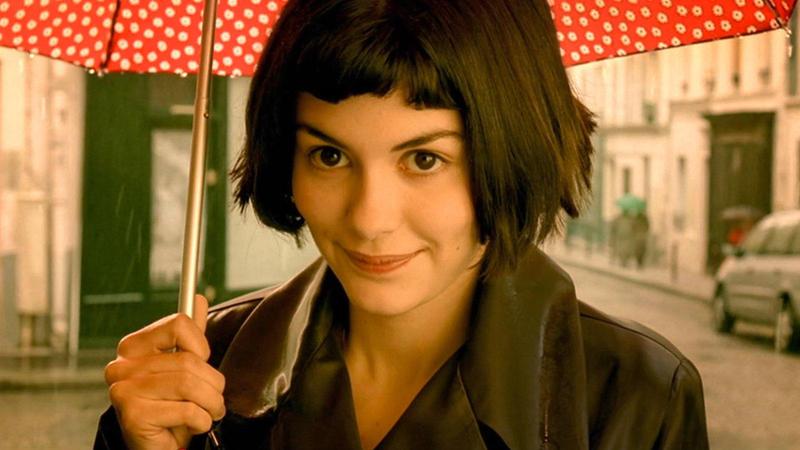 """Audrey Tatou in """"Amélie."""""""