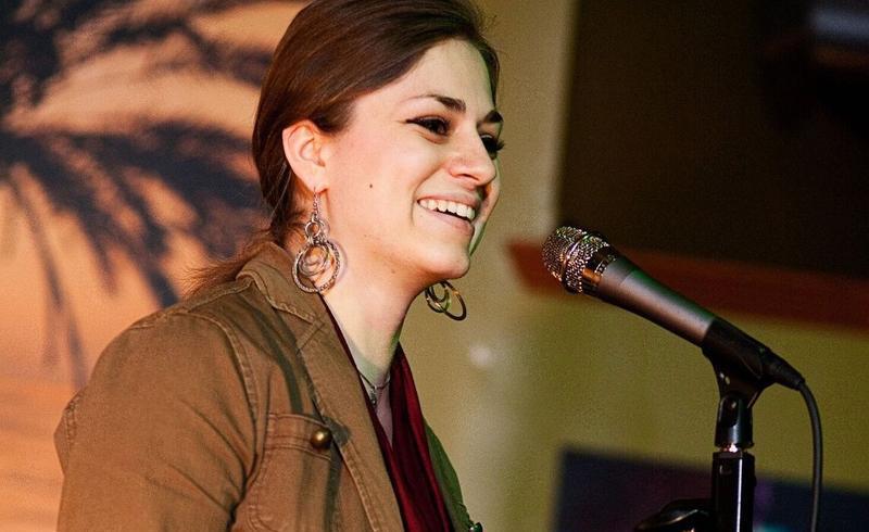 Storyteller Dana Loverick