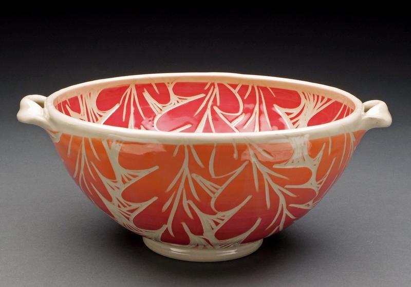 leaf-bowl-ceramic-art-jean-wells