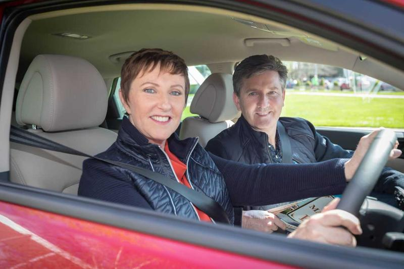 Have ideas for what Daniel and Majella O'Donnell should do while in Milwaukee? Email DanielandMajellaUSRoadTrip@gmail.com.