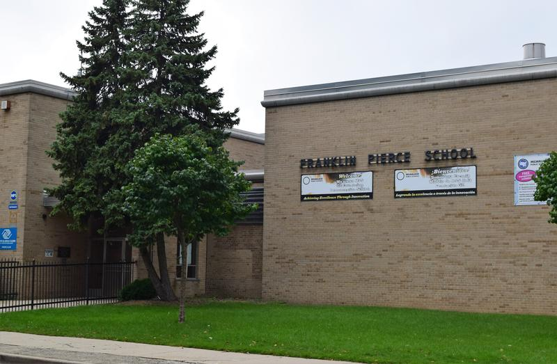 Franklin Pierce Elementary School may soon be called Riverwest Elementary School.
