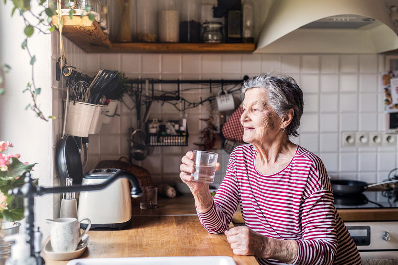 Having a plan in place helps seniors age at home.