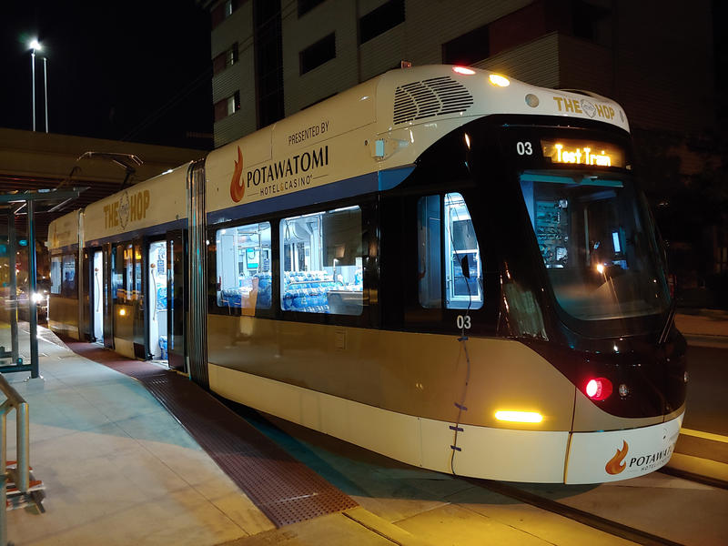 Milwaukee's streetcar is expected to open to the public in November. Do you know how to share the roads with the streetcar system?
