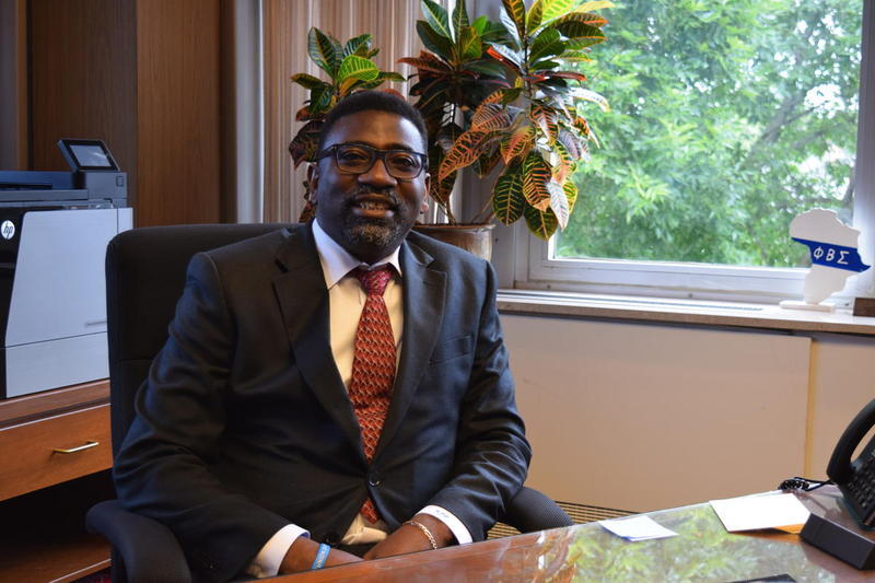 Keith Posley took over as Milwaukee Public Schools interim superintendent in May and was named permanent superintendent Monday, Oct. 9.