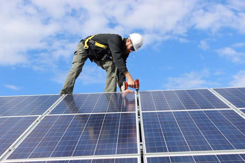 Beyond investing in renewable energy, some people are looking for ways to reduce their carbon footprint.