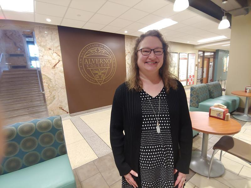 Christina Megal received her doctorate of nursing practice from Alverno College in December. She's helping lead research that aims to do a better job of healing chronic wounds.