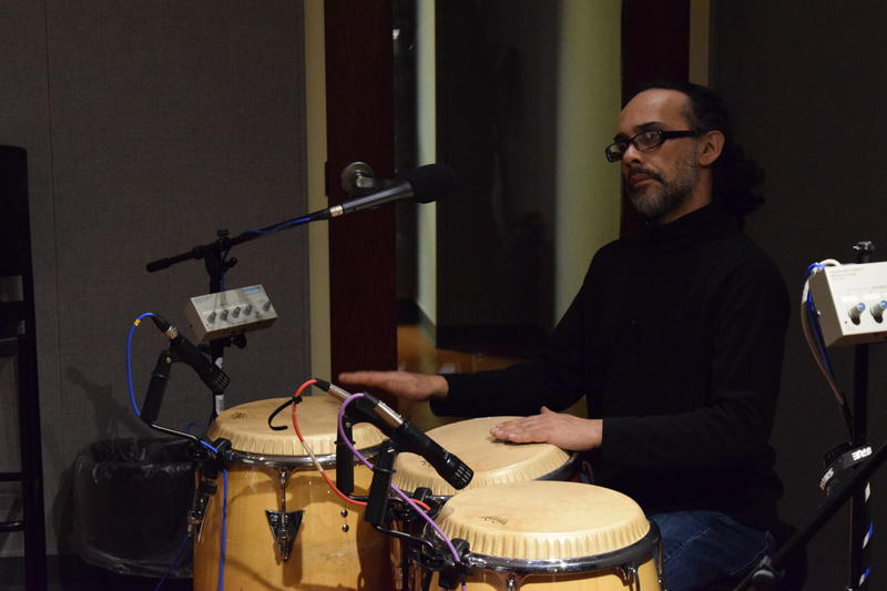 Cecilio Negron, Jr. joined Lake Effect in its performance studio, along with his fellow musicians, to play some Chanukah tunes with a twist.