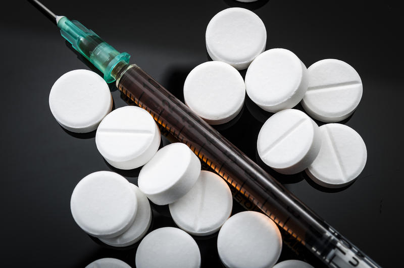 Health officials say most Wisconsin drug-related deaths this year were due to opioid abuse.