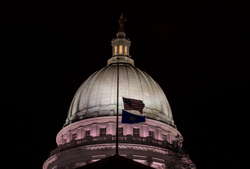 """GOP state lawmakers approved a slate of bills early Wednesday. Democratic critics say the legislation is a """"power grab."""""""