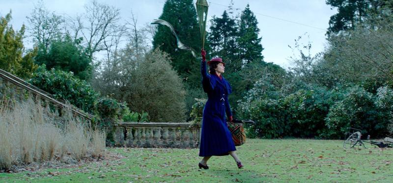 """Emily Blunt stars as Mary Poppins in """"Mary Poppins Returns."""""""