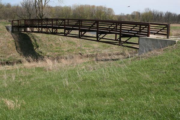Havenwood State Forest bridge