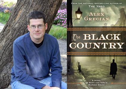 Author Alex Grecian
