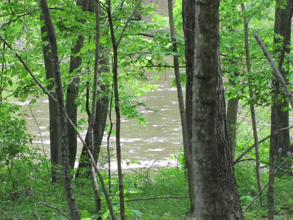 The 62-acre parcel features nearly one mile of trails and more than 1,500 feet of Milwaukee River shoreline.