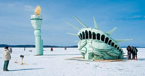 Did Lady Liberty really sink in Wisconsin's Lake Mendota?